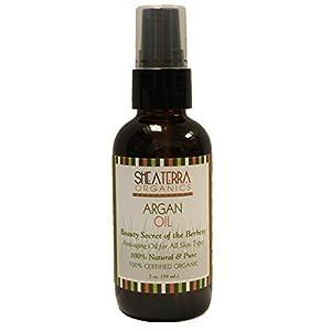 Shea Terra Organics Argan Oil (Certified Organic)