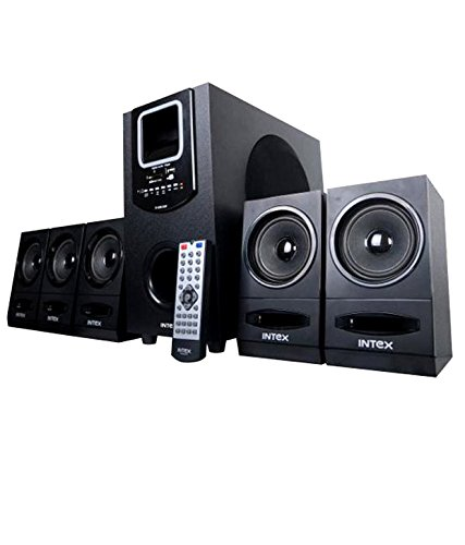 Intex IT 4200 SUF Multimedia Speaker available at Amazon for Rs.2991
