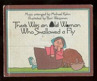 There Was an Old Woman Who Swallowed a Fly, Michael Kohn, Daniel Weiner