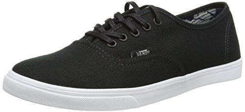 Vans Authentic Lo Pro Scarpe da Ginnastica Basse, Unisex Adulto, Nero (indigo Tropical/black/true White), 38  EU