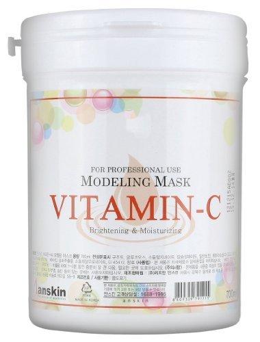 anskin vitamin modeling mask powder pack 700ml for