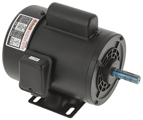 Grizzly G2530 Single-Phase Motor (Single Phase Motor compare prices)
