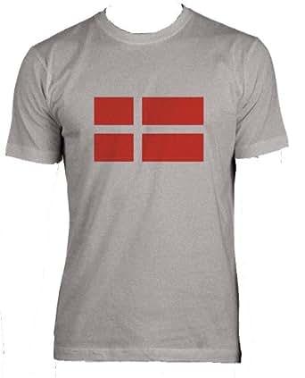 Denmark Danish Flag Adult Male Men 39 S Fit