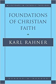 karl rahner and the anonymous christian theology religion essay Buy the cambridge companion to karl rahner (cambridge companions to religion)  karl rahner (1904–84) was one  and the controversial anonymous christian.