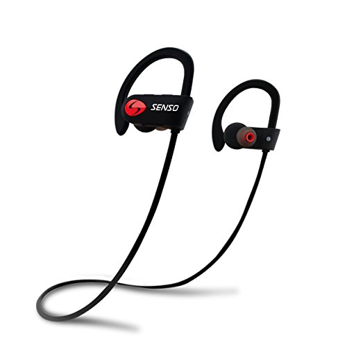 SENSO-ActivBuds-Bluetooth-Headphones-Wireless-Sports-Earphones-w-Mic-IPX7-Waterproof-HD-Stereo-Sweatproof-Earbuds-for-Gym-Running-Workout-8-Hour-Battery-Noise-Cancelling-Headsets