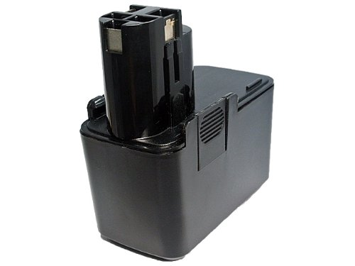 JCBOSCH 9.6V ニカド 互換バッテリー 9.6V 2.0Ah BPSR9.6VES GSR9.6VES 対応