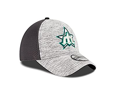 MLB Seattle Mariners 2016 Clubhouse 39Thirty Stretch Fit Cap