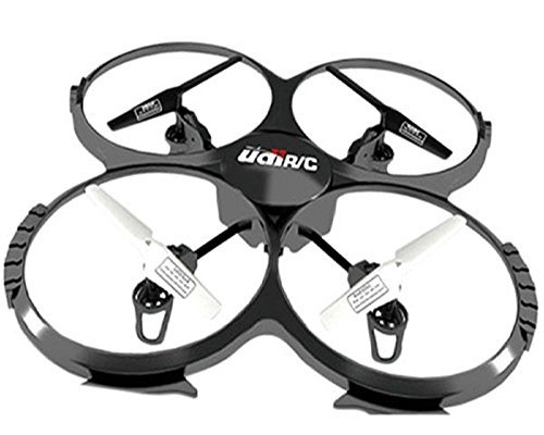 UDI U818A 2.4GHz 4 CH 6 Axis Gyro RC Quadcopter with Camera RTF Mode 2 (Remote Controlled Quad Copter compare prices)