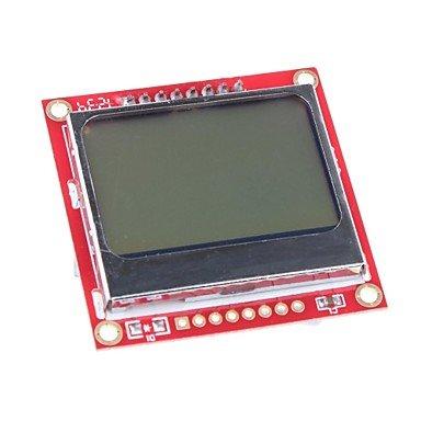 "Zcl Xs055 Diy 1.6"" 240 X 320 Tft Lcd Module - Red"