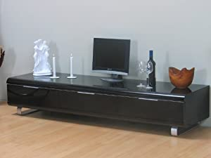 design sideboard tv schrank tv tisch milano kommode. Black Bedroom Furniture Sets. Home Design Ideas