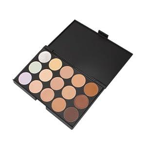 Professional 15 Color Concealer Camouflage Makeup Palette