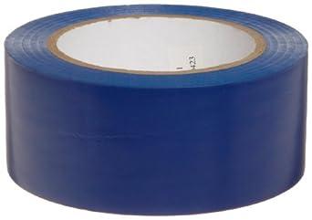 "Brady 108' Length, 2"" Width, B-725 Vinyl Tape, Blue Color Aisle Marking Tape"
