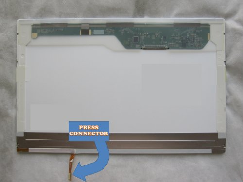 "Lenovo Thinkpad T400 Ltn141At12 Press Connector Laptop Lcd Screen 14.1"" Wxga Led Diode (Substitute Replacement Lcd Screen Only. Not A Laptop ) (Work For Listed Pn Only)"