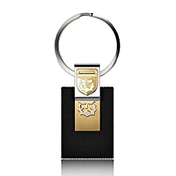TOPMORE Kery ZH+ Series USB 3.0 Key Design Flash Drive Key Shaped Flash Disk Portable High Read Speed Key Chain Memory Stick (32GB, Gold)