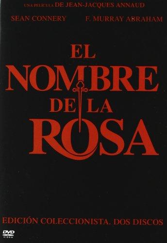 El Nombre De La Rosa (Ed.Esp.) [DVD]