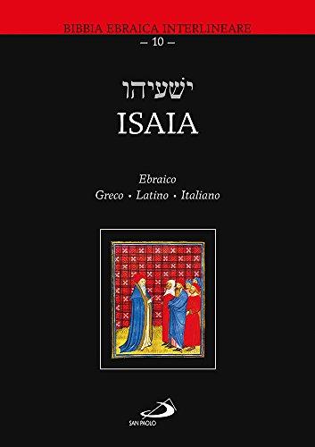 isaia-ediz-ebraica-greca-latina-e-italiana