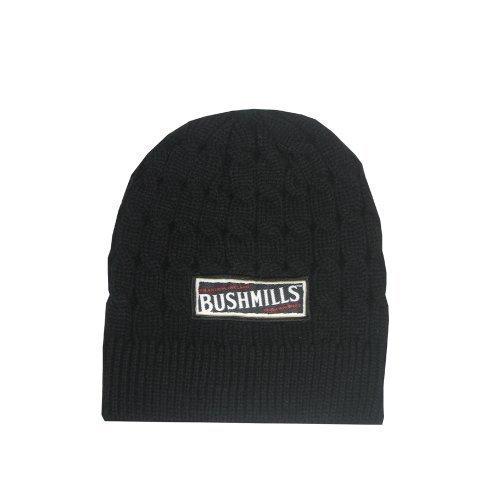 bushmills-nero-aran-berretto-a-maglia