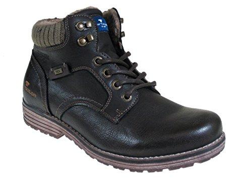TOM TAILOR - Pantofole a Stivaletto Uomo , (Mokka), 43