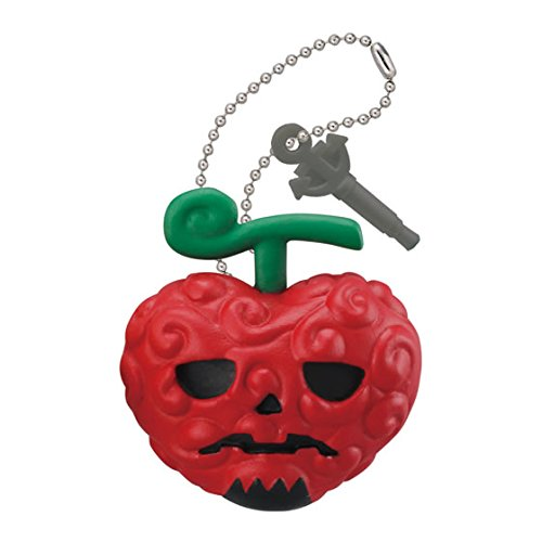 One Piece Double EarPhone Plug Jack Mascot Figure Swing Keychain ~Halloween~Ope Ope no Mi Op-Op Fruit (Kirby Halloween compare prices)