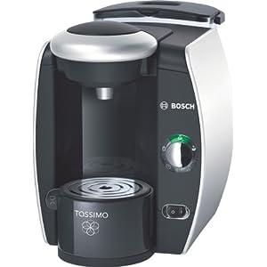 Bosch TAS4011 Tassimo Multi-Getränke-Automat / Silk Silver / Stiftung Warentest: GUT (12/2009)