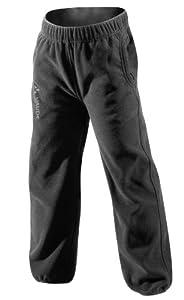 VAUDE Kinder Hose Kids Karibu Pants, Black, 92, 06909