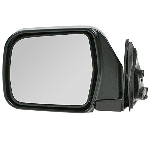 2012 Sedan Only Power Operated Unpainted Door Mirror for 07-2011 ...