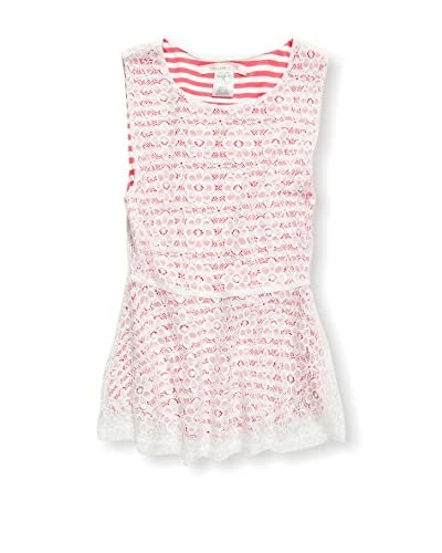 Chelsea Apparel Kid's Lace Tunic