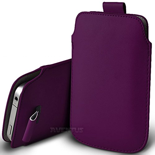 aventus-dark-purple-blu-vivo-6-case-high-quality-pouch-sleeve-faux-leather-case-cover-with-pull-tab-