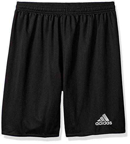 adidas Unisex Youth Parma 16 Short, black/White, X-Large Soccer Climalite Shorts