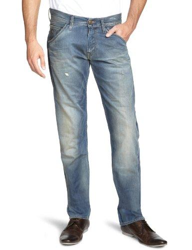 Energie Men's 9N7R00-Dy9048-L00V63/Feder Trousers 34 Straight Leg Jeans Blue (L00V63) 33/34