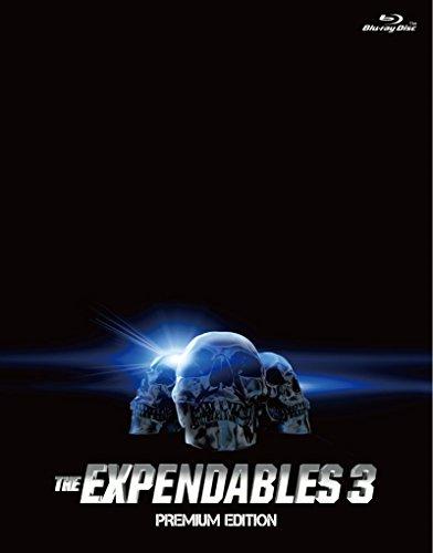 【Amazon.co.jp限定】 エクスペンダブルズ3 ワールドミッション Premium-Edition(オリジナル2L型ブロマイド/S.スタローン&J.ステイサムver.付) [Blu-ray]
