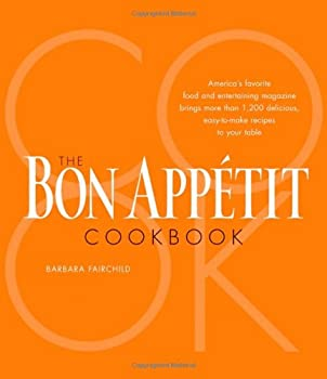 "Cover of ""The Bon Appetit Cookbook"""
