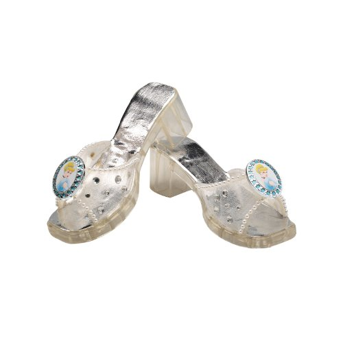 Cinderella Deluxe Jelly Shoes