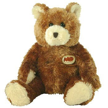 1 X Old Timer Cracker Barrel Teddy Bear - Ty Beanie Babies