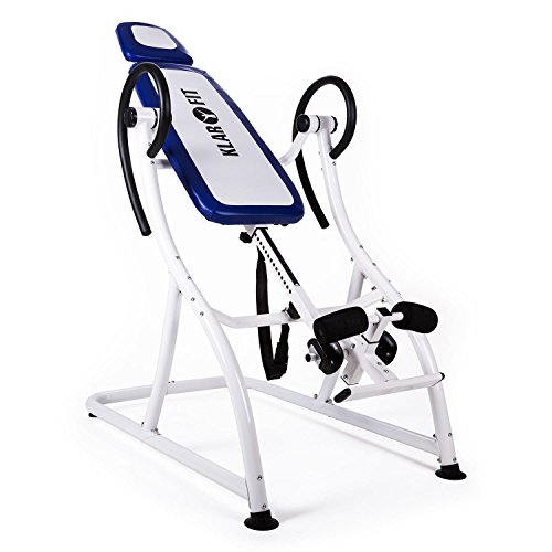 Klarfit Relax Zone Pro panca inversione spall Hang-Up 150 kg