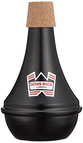 Denis Wick 5526 Übungsdämpfer Trompete - Aluminium