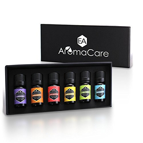 EA AromaCare - Essential Oils Gift Set