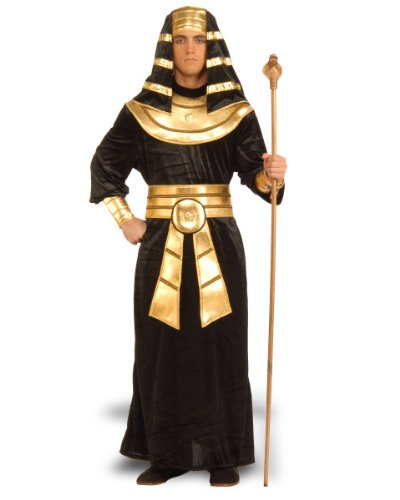 Forum Novelties ATC005760442 Adult - Egyptian Pharaoh Costume