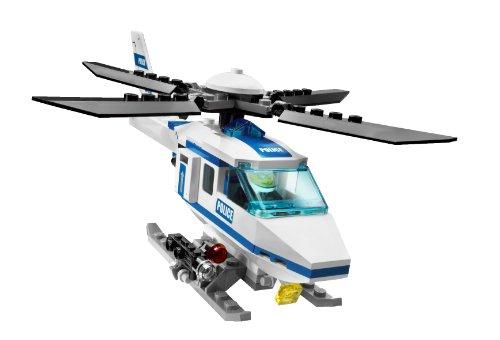 Elicottero 2 Posti Prezzo : Lego city elicottero della polizia