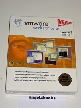 VMware Workstation 3.0 Version 3.1 Academic (Windows NT/2000/XP)