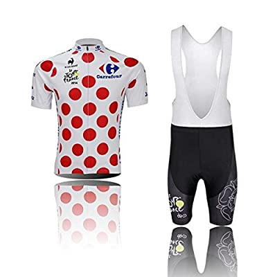 MONTONNEW 2014 NEW CARREFOUR Cycling Jersey Set Short Sleeve Jersey Tenacious Life/perspiration Breathable(Bib Shorts)
