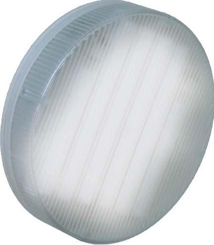 LAMP.MICRO LYNX F 6W 840 GX53 CL.A 0035903