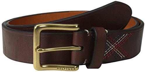 Tommy-Hilfiger-Mens-Jean-Belt-with-Stitch-Detail-On-Tab