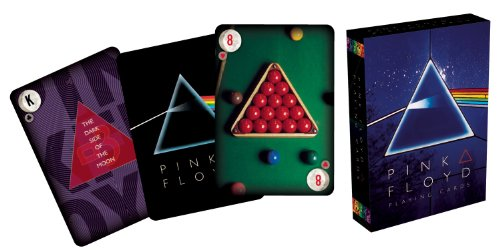 Pink Floyd Dark Side Of The Moon Playing Cards - 1