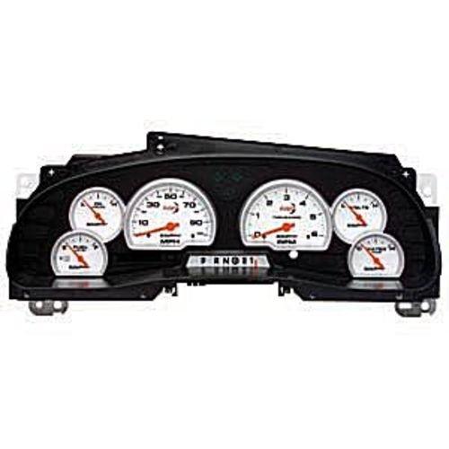 Automotive Gauge Sets : Discount auto meter instrument cluster for