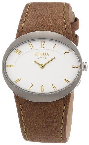 Damen-Armbanduhr Mit Lederarmband Trend 3165-01