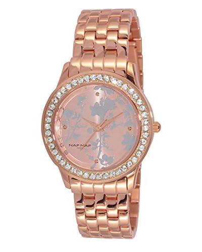 Naf Naf Reloj de cuarzo N10344G-812 35 mm