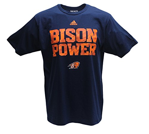 Adidas The Go-To Tee Men's Bucknell Bisons Long Sleeve T Shirt (Bucknell Football compare prices)