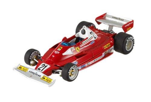 Hot Wheels Elite Ferrari 312 T2 G. Villeneuve Canada GP 1977