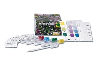 Hanna Instruments HI3895 Basic Agriculture Test Kit for 40 Tests